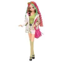 LC Licca Doll-Latte Retro