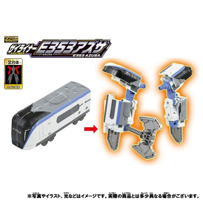 新幹線戰士 Z E353 Azusa Train