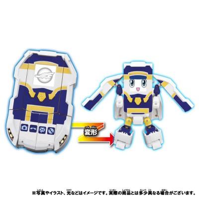 新幹線戰士 Z Gear