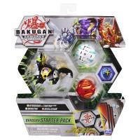 BG Bakugan AA Set Starter Pack BAKU019 3 Balls