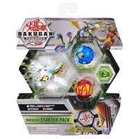 BG Bakugan AA Set Starter Pack BAKU020 3 Balls