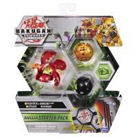 BG Bakugan AA Set Starter Pack BAKU021 3 Balls