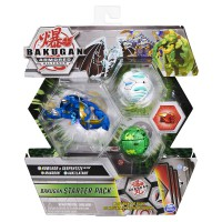 BG Bakugan AA Set Starter Pack BAKU022 3 Balls