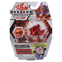 BG Bakugan AA Basic BAKU Ball 37AD Dragonoid Troll Red Black