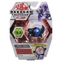 BG Bakugan AA Basic BAKU Ball 41DB Howlkor Archelon BLK/BLU