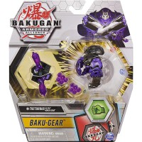 BG Bakugan AA DX Gear BAKU Ball 46DT Troll Black