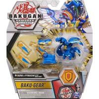 BG Bakugan AA DX Gear BAKU Ball 50BF 5 Head Dragon Pyravian
