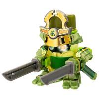 樽甲彈蓋人 BOT-03 綠茶武士