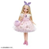 LC Licca Dress-Yumeiro Make Happy Dress Set