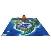 AN Ania Set-Jurassic World Playmap