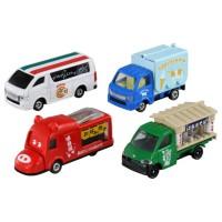 TD Tomica Gift-Food Truck Set
