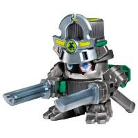 樽甲彈蓋人 BOT-14 黑鋼綠茶武士