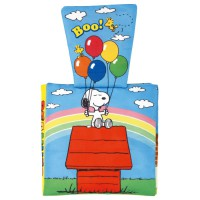 IP Snoopy Baby-Dear Little Hands Snoopy Towel Picture Book