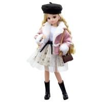 LC Licca Doll LD-17 Mouton Mix