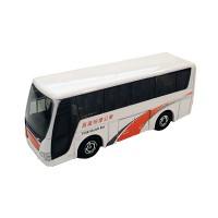 TD Tomica-THSR Shuttle Bus Mitsubishi Fuso Aero Queen