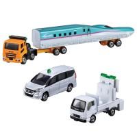 TD Tomica Gift-Transport Trailer Set