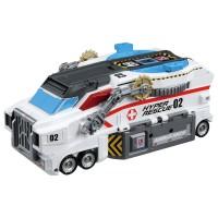 緊急救援系列 2號車
