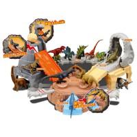AN Ania Set-Dinosaur Battle Kingdom