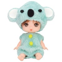 LC Licca Doll LD-25 Babies in Licca Family - Gen