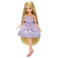 LC Licca Doll LD-12 Long Hair Fashion Set