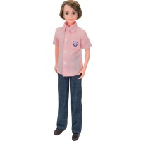 LC Licca Doll LD-20 Gentle Dad
