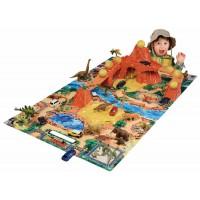 AN Ania Set-Dinosaur on Adventure Park