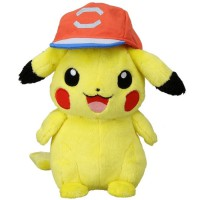 PS Pokemon Plush-Satoshi's Pikachu
