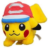PS Pokemon Plush-Shoulder Pikachu with Cap (SM)